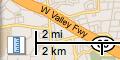 Outil de mesure Google Maps