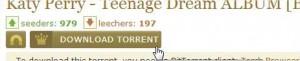 Téléchargement torrent