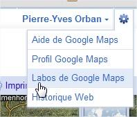 Labos Google Maps
