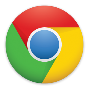 Nouveau logo Google Chrome