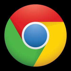 Nouveau logo Google Chrome