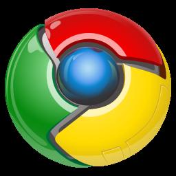 Ancien logo Google Chrome