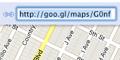 URL Courte Google Maps