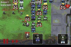 Robo Defense gratuit
