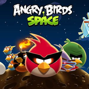 Angry Birds Space jeu Android