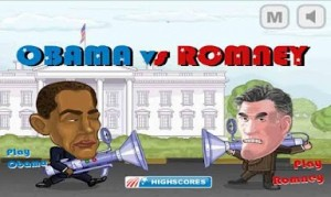 Jeu android Obama vs Romney