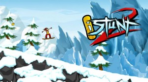 Jeu snowboard Android