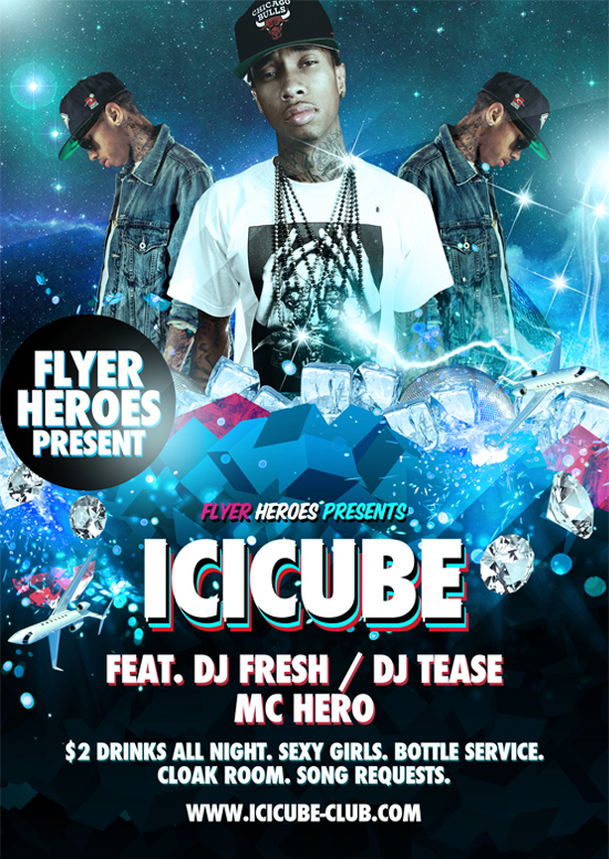 Icecub flyer