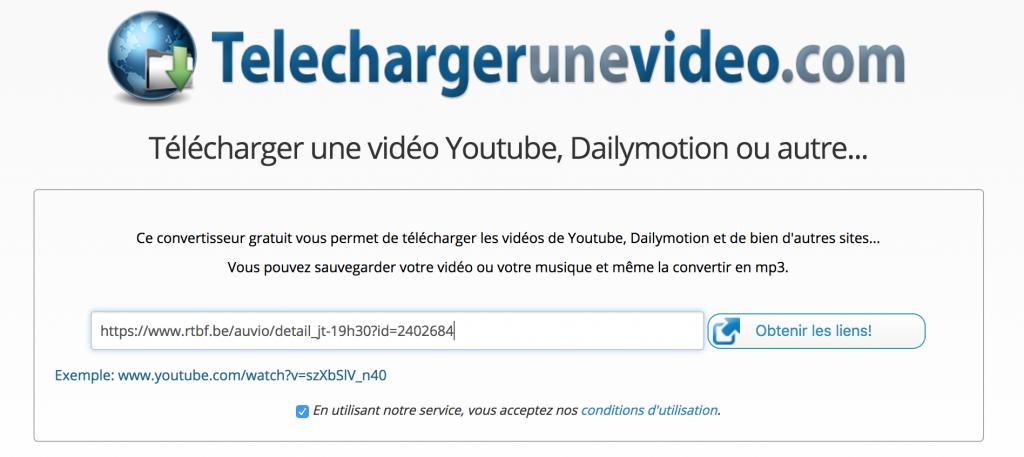 telecharger une video .com