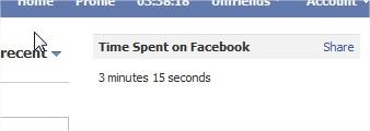Temps Facebook