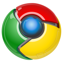 Ancien logo Google Chrome