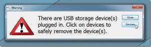 USB Alert