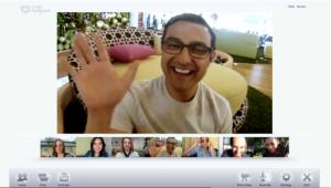 vidéoconférence avec Google+