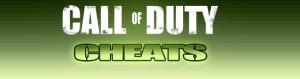 Cheats Call Of Duty
