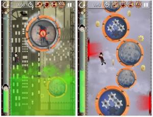 Le jeu professeur Pym sur Android