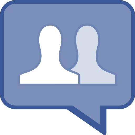 Groupe Facebook icône