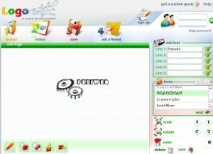 Créer logo gratuit