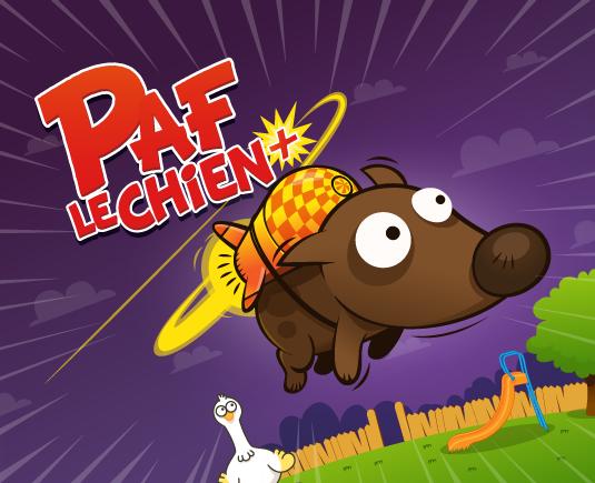Paf Le Chien+