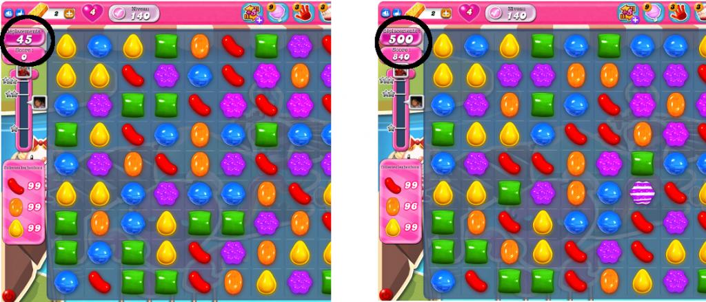 Triche à CandyCrush