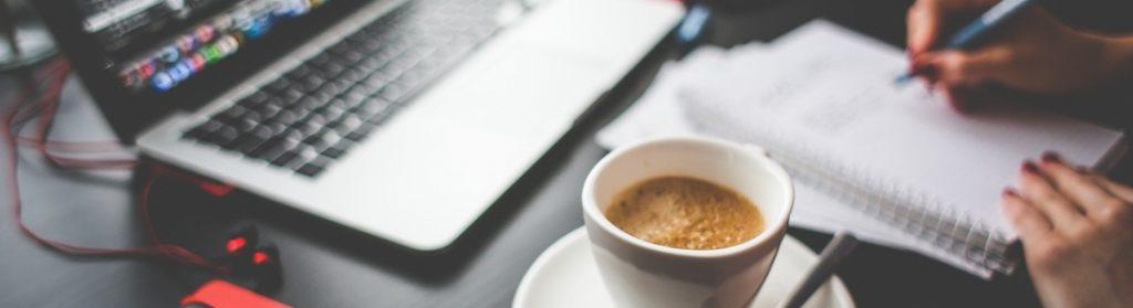 Un bon café au travail